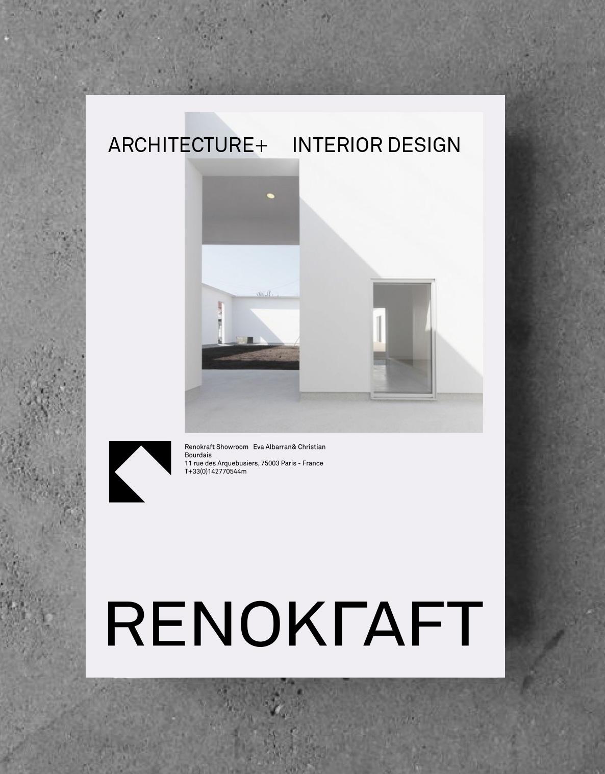 Corporate Identity for Architecture Company