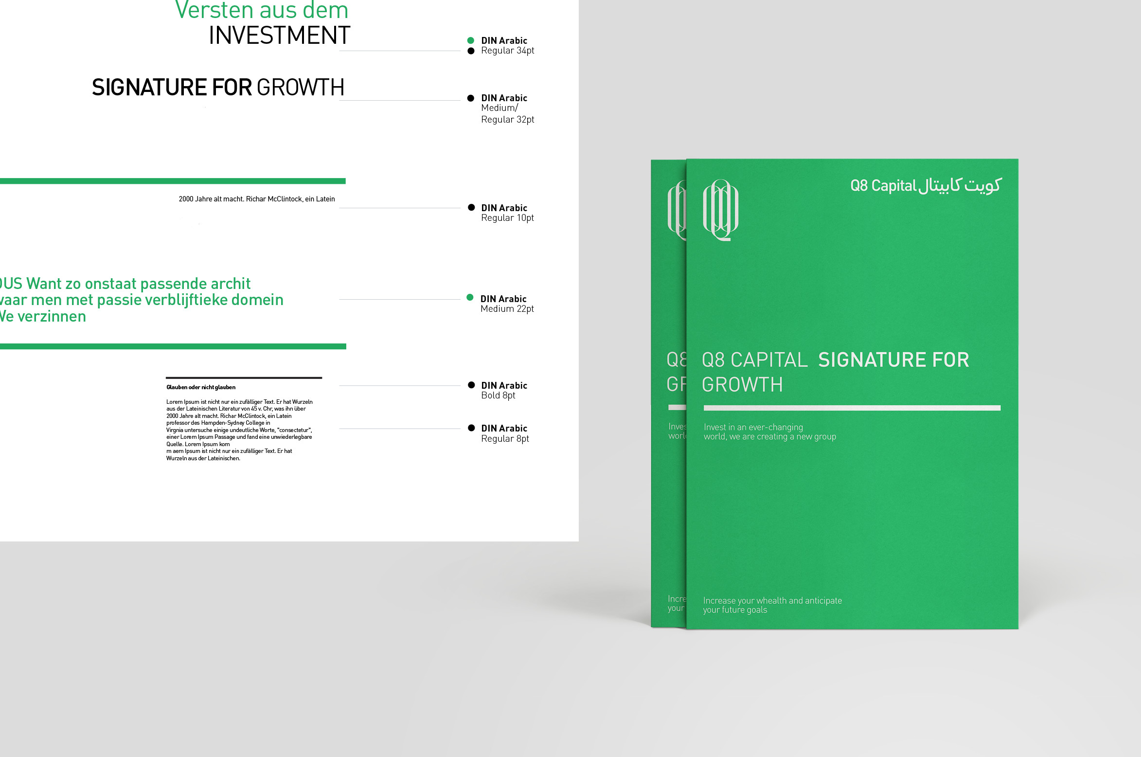 Branding Design for Financial Company