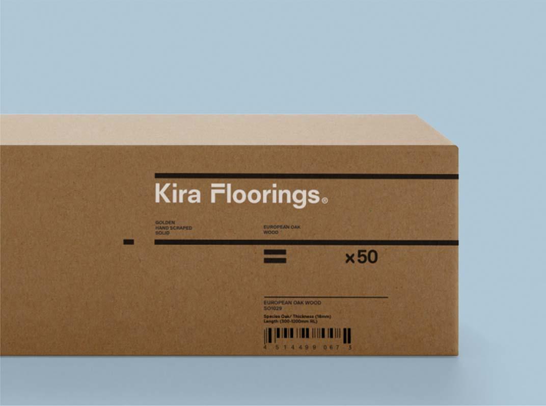 Flooring & Tiles Packaging