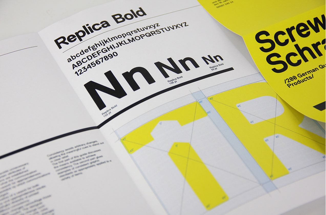 Typography Brand Manual