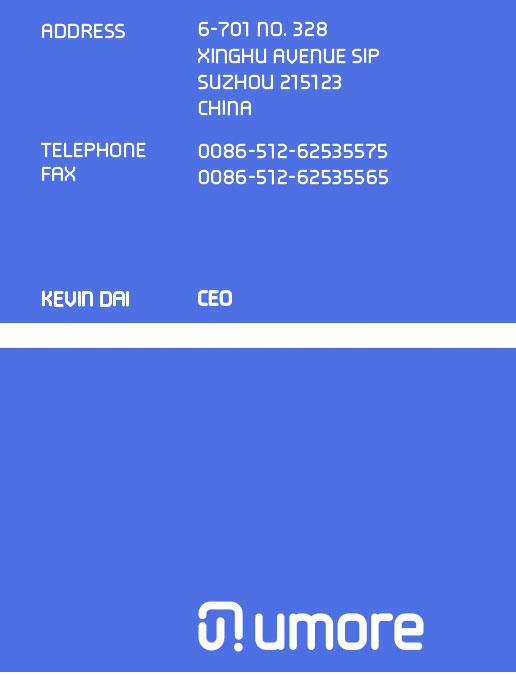 Robotics Company Business Card Design