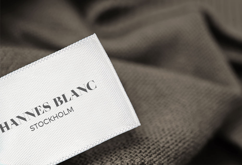 Menswear Corporate Identity Logo